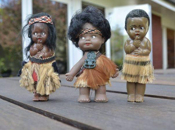 1- 134 likes, 19 shares Maori dolls